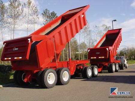 Specialty Products K Line Trailers Design